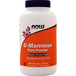 Now D-Mannose 6 oz