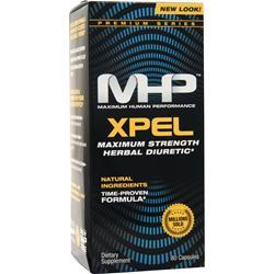 MHP Xpel - Maximum Strength Diuretic 80 caps