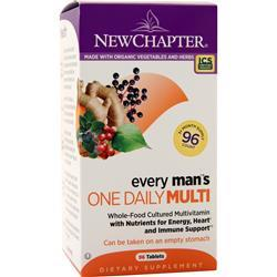 New Chapter Every Man's One Daily Multi 96 tabs