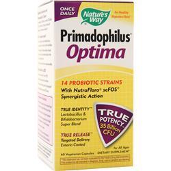 Nature's Way Primadophilus Optima 60 vcaps