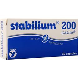 Allergy Research Group Stabilium 200 Garum 30 caps