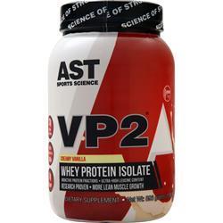 AST VP2 - Whey Protein Isolate Creamy Vanilla 2 lbs