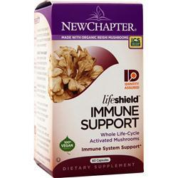 New Chapter Life Shield Immune Support 60 vcaps