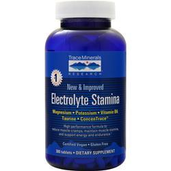 Trace Minerals Research Electrolyte Stamina 300 tabs