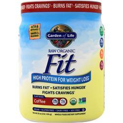 Garden Of Life Raw Fit - High Protein for Weight Loss Coffee 16 oz