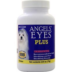 Angels Eyes Angels' Eyes Plus Chicken 75 grams