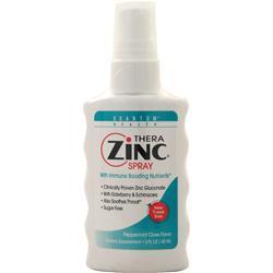Quantum Thera Zinc Spray Peppermint Clove 2 fl.oz