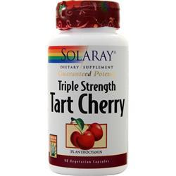 Solaray Tart Cherry - Triple Strength 90 vcaps