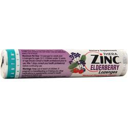 Quantum Zinc Elderberry 14 lzngs