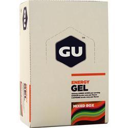 Gu Energy Gel Mixed Box 24 pckts