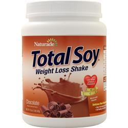 Naturade Total Soy Meal Replacement Chocolate 1.2 lbs