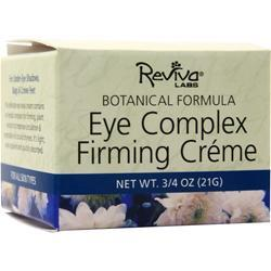 Reviva Labs Eye Complex Firming Cream for All Skin Types 21 grams