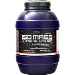 Ultimate Nutrition Iso Mass Xtreme Gainer Chocolate Milk 10 lbs