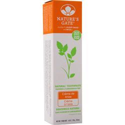 Nature's Gate Natural Toothpaste Creme de Anise 6 oz