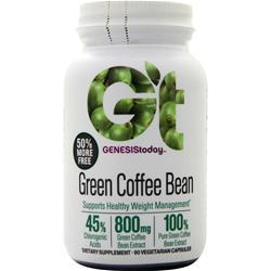 Genesis Today Pure Green Coffee Bean 90 vcaps