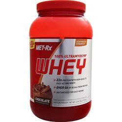 Met-Rx 100% Ultramyosyn Whey Protein (Buy 1 Get 1 Free) Chocolate 4 lbs