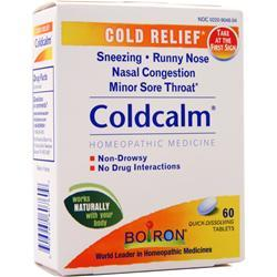 Boiron Cold Relief - Coldcalm 60 tabs