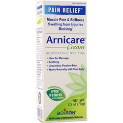 Boiron Pain Relief - Arnicare Cream 2.5 oz