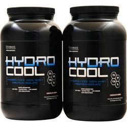 Ultimate Nutrition Hydro Cool (Buy 1 Get 1 Free) Chocolate Creme 6 lbs