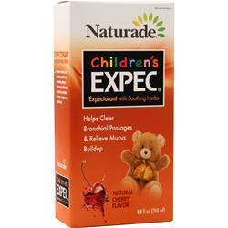 Naturade Children's Expec - Herbal Expectorant Natural Cherry 8.8 fl.oz
