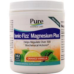 Pure Essence Labs Ionic-Fizz Magnesium Plus Orange - Vanilla 342 grams