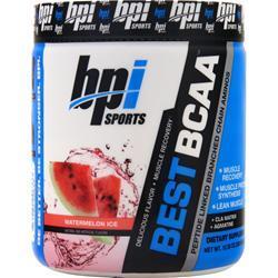 BPI Best BCAA Watermelon Ice 300 grams