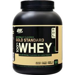 a1b167203 Optimum Nutrition 100% Whey Protein - Gold Standard (Natural) Chocolate 4.8  lbs