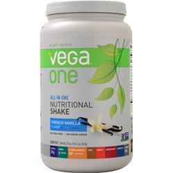 Vega Vega One - All in One Nutritional Shake French Vanilla 827 grams