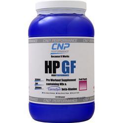 CNP Professional High Performance GF - PreWorkout Supplement Fruit Punch 2.78 lbs