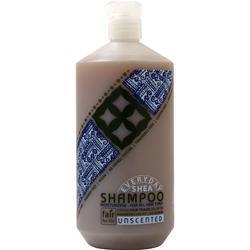 Alaffia Everyday Shea - Moisturizing Shampoo Unscented 32 fl.oz