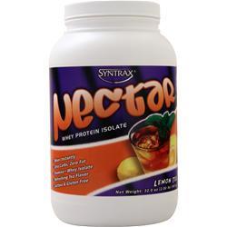 Syntrax Nectar Whey Protein Isolate Lemon Tea 2 lbs
