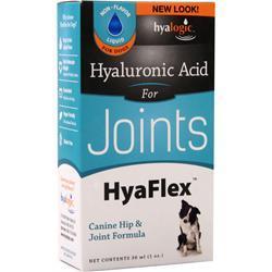 Hyalogic HyaFlex - Canine Hip & Joint Formula Unflavored 1 oz