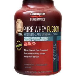 Champion Nutrition Pure Whey Fusion Vanilla 5 lbs