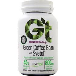 Genesis Today Green Coffee Bean with Svetol 90 vcaps