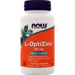 Now Opti L-Zinc 100 vcaps