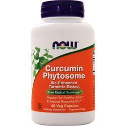 Now Curcumin Phytosome 60 vcaps