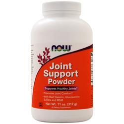 Now Joint Support Powder 11 oz