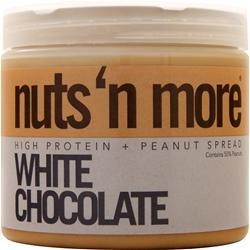 Nuts 'N More Peanut Butter White Chocolate 1 lbs