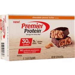 Premier Nutrition Premier Protein Bar Chocolate Peanut Butter 6 bars