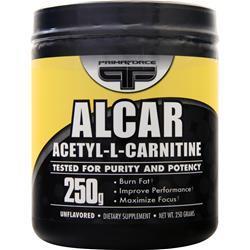 Primaforce Alcar - Acetyl L-Carnitine 250 grams
