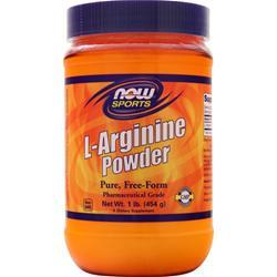 Now L-Arginine Powder 1 lbs