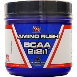 VPX Sports Amino Rush BCAA 2:2:1 Wild Grape 7.41 oz