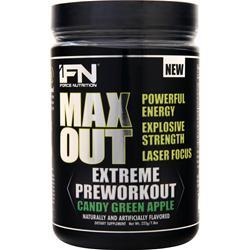 Iforce Max Out Candy Green Apple 222 grams