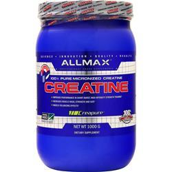 Allmax Nutrition 100% Pure Micronized Creatine 1000 grams