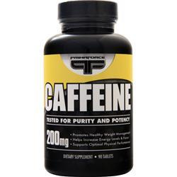 Primaforce Caffeine (200mg) 90 tabs