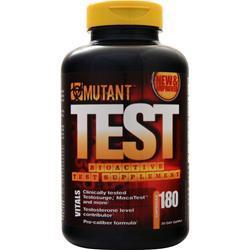 Fit Foods Mutant Test 180 caps