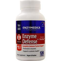 Enzymedica Enzyme Defense 120 caps