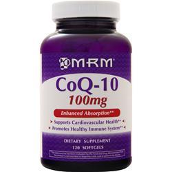 MRM CoQ-10 (100mg) 120 sgels