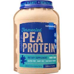 Nutrasumma Fermented Pea Protein Vanilla 2.06 lbs