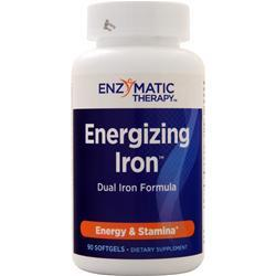 Enzymatic Therapy Energizing Iron 90 sgels
